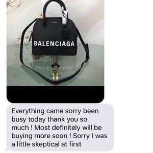 Balenciaga , designer (571-244-9017)